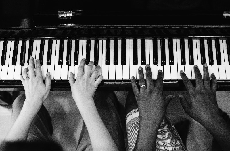 Countering Myths About Playing The Piano