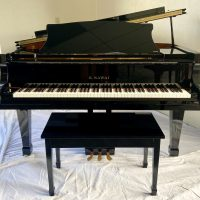 This Kawai RX-5 is an amazing find at a great price. Come by and feel the joy yourself.