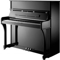 Wilhelm Grotrian WGS 122 is an upright suited for intermediate to beginner player.