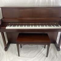 The 506 is a great starter piano! Come in and play this piano for yourself
